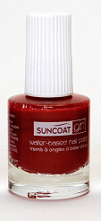 Image of Suncoat Girl Nail Polish Peelable Strawberry Delight