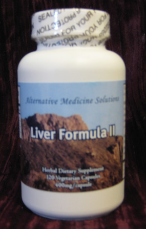 Image of Liver Formula II 400MG
