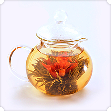 Image of Teapot Glass Teahouse