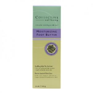 Image of Moisturizing Foot Butter (Cardamon/Mint)