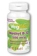 Image of Methyl B12 500 mcg Lozenge