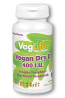 Image of Vegan Dry E 400 IU