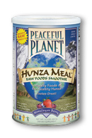 Image of Peaceful Planet Hunza Meal Powder Berry
