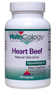 Image of Natural Glandular Heart Beef 250 mg