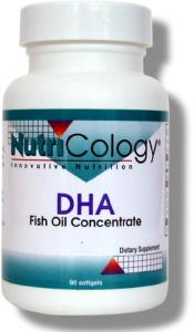 Image of DHA Fish Oil Concentrate 270 mg (600 mg)