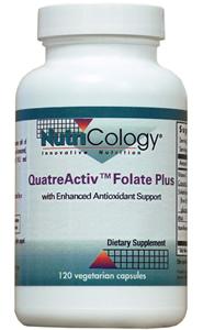 Image of QuatreActiv Folate Plus