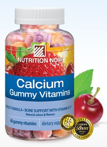 Image of Calcium Gummy VItamins 250 mg