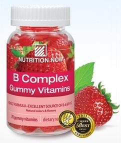 Image of B Complex Gummy Vitamins