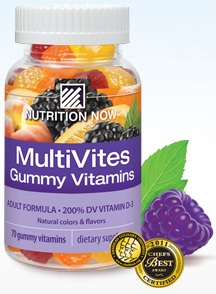 Image of MultiVites Gummy Vitamins