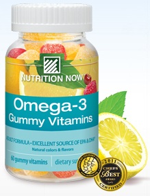 Image of Omega 3 Gummy Vitamins