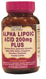 Image of Alpha Lipoic Acid 200 mg Plus