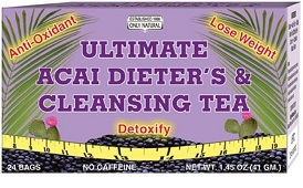 Image of Ultimate Acai Dieter's and Cleansing Tea