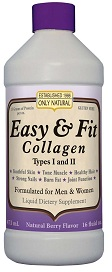 Image of Easy & Fit Collagen (Type I & II) Liquid