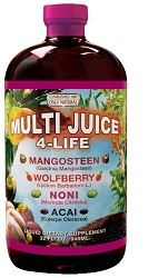 Image of Multi Juice 4 Life