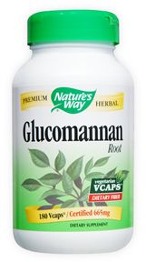 Image of Glucomannan Konjac Root 663 mg