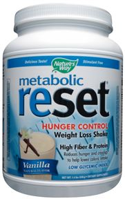 Image of Metabolic reSet Weight Loss Shake, Vanilla