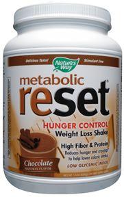 Image of Metabolic reSet Weight Loss Shake, Chocolate