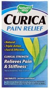 Image of Curica Pain Relief Tablet