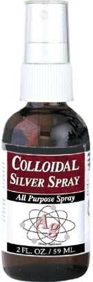 Image of Colloidal Silver 100 ppm Spray