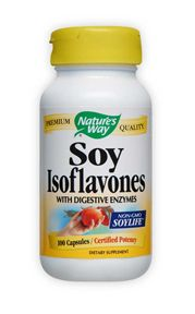 Image of Soy Isoflavones with Digestive Enzymes