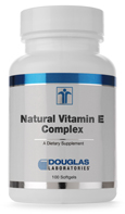 Image of Natural Vitamin E Complex