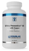 Image of Ultra Preventive III Capsule with <B>Copper</b>
