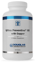 Image of Ultra Preventive III Tablet with <B>Copper</b>