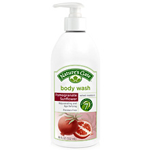 Image of Body Wash Pomegranate Sunflower Velvet Moisture