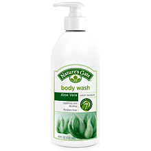 Image of Body Wash Aloe Vera Velvet Moisture
