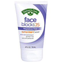 Image of Sun Care Face Block SPF 25 (Fragrance Free)