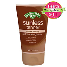 Image of Sun Care Sunless Tanner Lotion