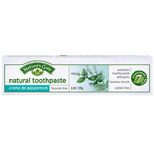 Image of Toothpaste Creme de Peppermint (Fluoride Free)