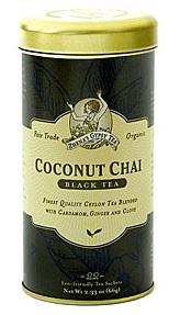 Image of Coconut Chai Tea (Black Tea)