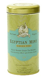 Image of Egyptian Mint Tea (Green Tea)