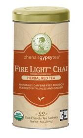 Image of Fire Light Chai Tea (Herbal Red Tea)