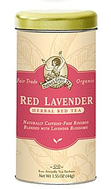 Image of Red Lavender (Herbal Red Tea)