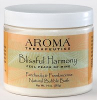 Image of Aroma Therapeutic Bubble Bath Blissful Harmony