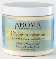 Image of Aroma Therapeutic Bubble Bath Divine Inspiration