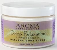 Image of Aroma Therapeutics Body Scrub Deep Relaxation