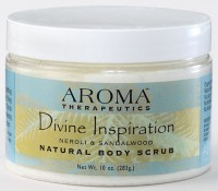 Image of Aroma Therapeutics Body Scrub Divine Inspiration