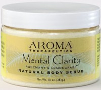 Image of Aroma Therapeutics Body Scrub Mental Clarity