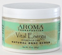 Image of Aroma Therapeutics Body Scrub Vital Energy
