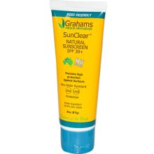 Image of SunClear Natural Sunscreen SPF30