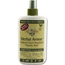 Image of Herbal Armor Insect Repellent Spray-Value Size