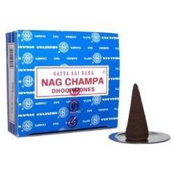 Image of Nag Champa Cones