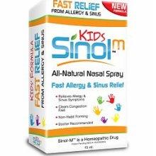 Image of Sinol Kids Fast Allergy & Sinus Relief Nasal Spray