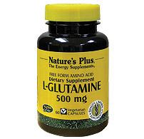 Image of L-Glutamine 500 mg