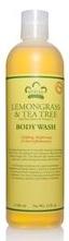 Image of Lemongrass & Tea Tree Body Wash