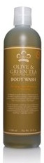 Image of Olive & Green Tea Body Wash