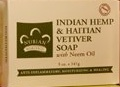 Image of Indian Hemp & Haitian Vetiver Soap Bar